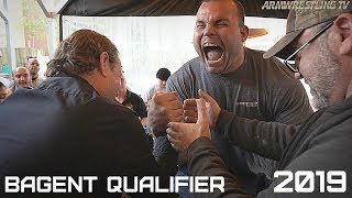 Bagent Arm Wrestling Qualifier NAL 2019