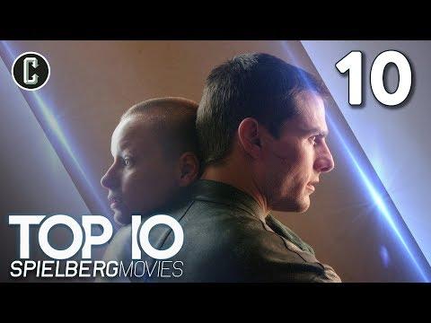 Top 10 Spielberg Movies: Minority Report - #10