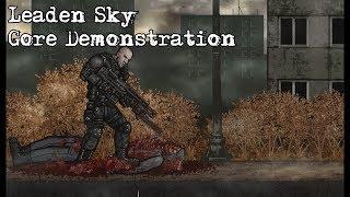Leaden Sky - Gore Demonstration