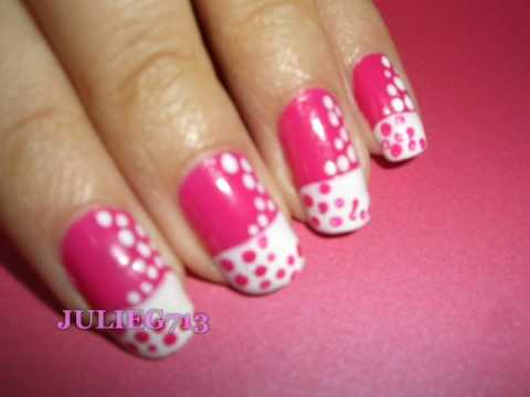 .:.Twisted.:.Polka-Dot.:.NAILS.:.