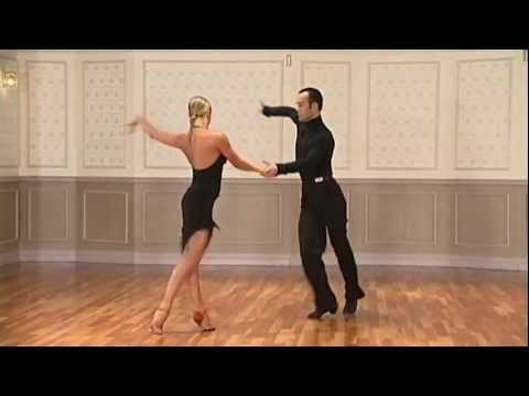 Basic Cha Cha Routine By Franco Formica & Oxana Lebedew video
