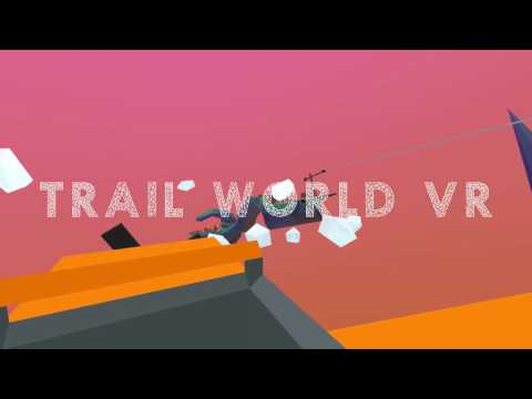 Trail World VR Virtual Reality screenshot for Android