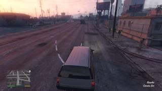 GTA 5 SUV= best drifting car in game