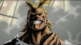 GO Beyond Plus ultra All Might (My hero academia)