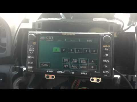 DSound - How to connect USB MP3 adapter to Toyota original Car Head Unit