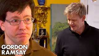 Ramsay Cannot Believe The Owner Steals His Own Staff 39 S Tips Hotel Hell
