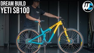 Yeti SB100 Dream Build w/ WWC Rider - Matt Armstrong