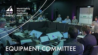 LIVE | Equipment Committee, Saturday 18 May | Mid-Year Meeting: London 2019