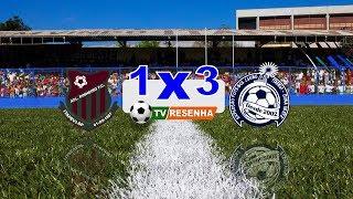TV RESENHA - Melhores Momentos Atlético Pinheiro 1 x 3 Explosão (14/07/2019)