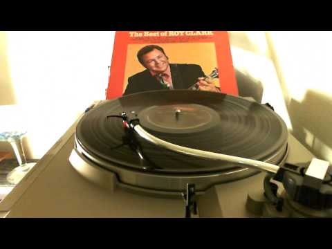 Roy Clark (I Never Picked Cotton) Best Of Lp