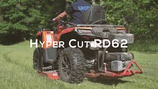 Finishing Mower Hyper Cut RD62