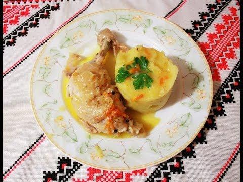 Блюда из курицы просто и быстро Курица тушеная Курка тушена как приготовить курицу курица в духовке