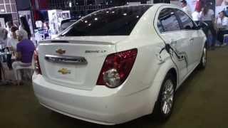 2014 Chevrolet Sonic Lt 2014 al 2015 Precio Caracteristicas versión para Colombia FULL HD
