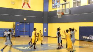 PAL BASKETBALL SUMMER 2015 GAME 1
