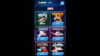 "How to ""hack"" Galaga Wars on Android!"