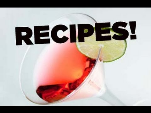 Calorie Friendly Drinks: Low-Calorie Tasty Recipes From Mixologists & Bartenders