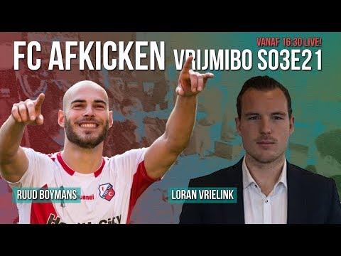 VRIJDAGMIDDAGBORREL S03E21 - Met o.a. Ruud Boymans & Loran Vrielink
