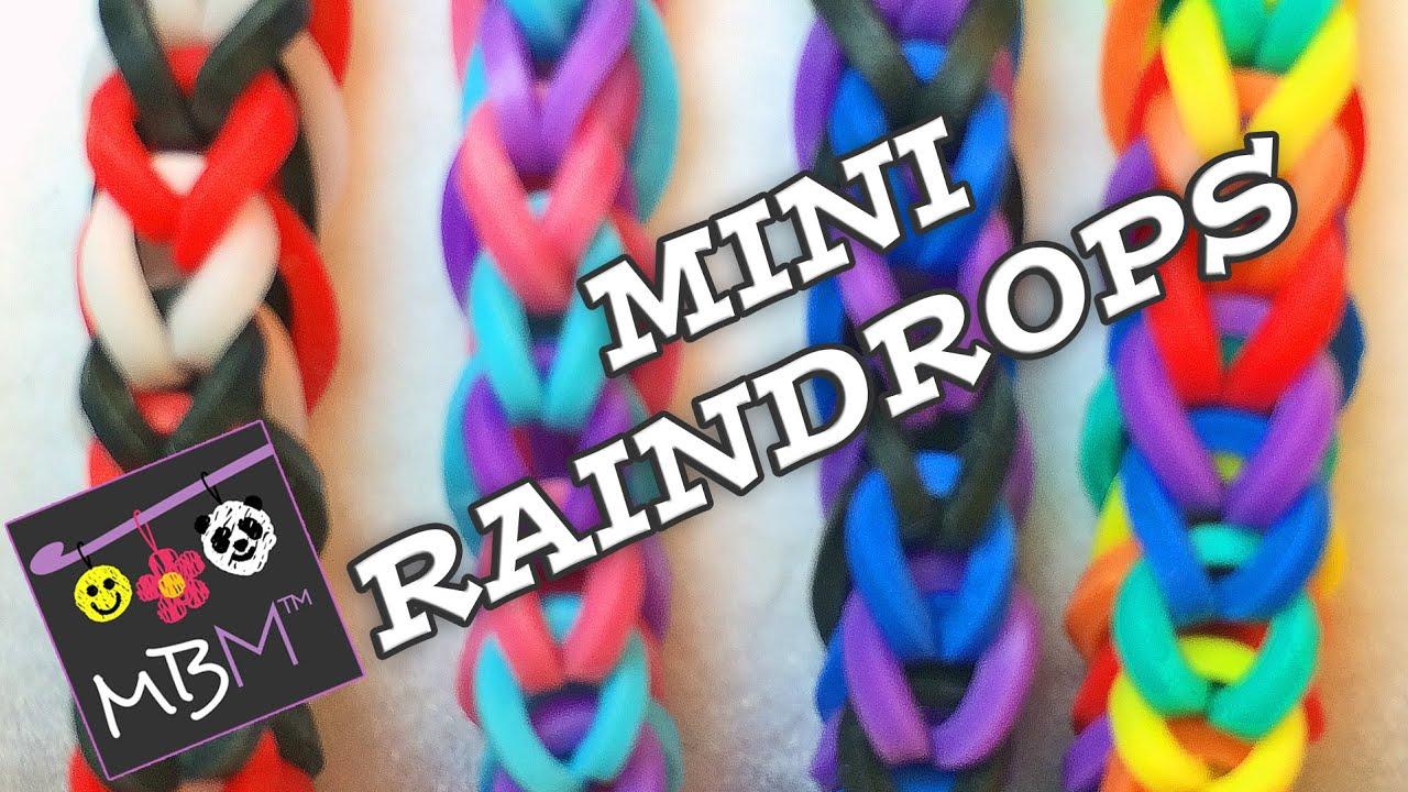 Mini Rainbow Loom Bracelet Rainbow Loom Bracelet Mini