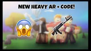 Island Royale! Season 3 Grind! New Heavy AR!
