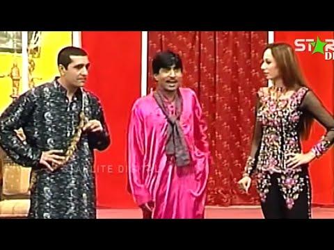Best Of Zafri Khan, Sajan Abbas and Iftikhar ThakurNew Pakistani Stage Drama Full Comedy Funny Clip thumbnail
