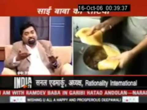 SAI BABA KI ROTI, part=8,Indian TV News Channels,s.k.kapoor,Chairman sai mandir lodhi road mandir