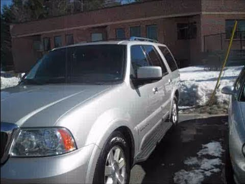 2004 Lincoln Navigator Start Up. Engine & In Depth Tour