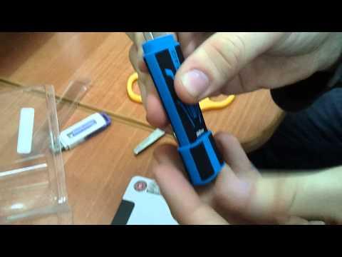 Kingston DataTraveler DTR30 32GB USB 3.0 unboxing Polskie odpakowywanie