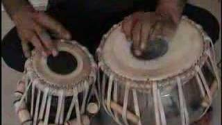 Tabla lesson 5 by Venkat