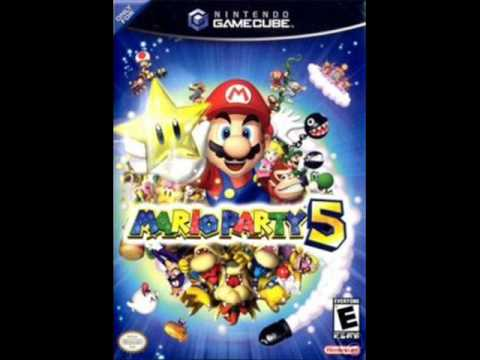 Mario Party 1-8: All Mini-Game Instruction Music