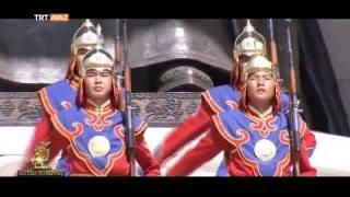 Cengiz Han'ın Ülkesi Moğolistan'dayız - Orhun'dan Malazgirt'e Kutlu Yürüyüş - TRT Avaz