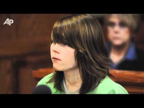 mo teen gets life sentence for killing girl 9 youtube