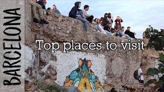BARCELONA   PLACES MOST TOURIST WON'T GO
