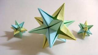 Origami Omega Star (Philip Shen) - 6 modules