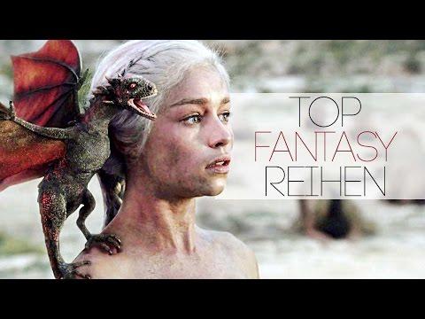 Die BESTEN FANTASY Serien Jugendbuch I Top Fantasy Bücher