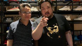 Super Mega Unboxing at Secret Fresh Gallery