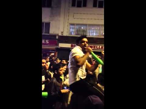 Pakistan Independence Day 2012 Green Street video