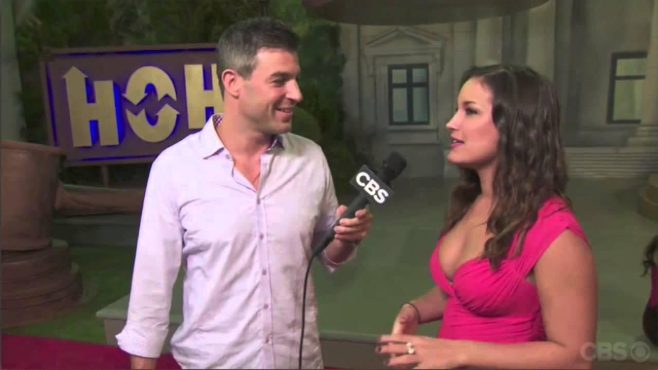 BB15 Big Brother 15 Houseguest Jessie Kowalski Backyard Interview