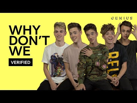 "Why Don't We ""Something Different"" Official Musics & Meaning 