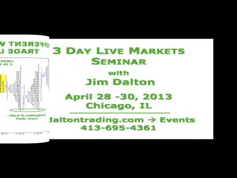James Dalton Market Profile Webinar - 03.01.13