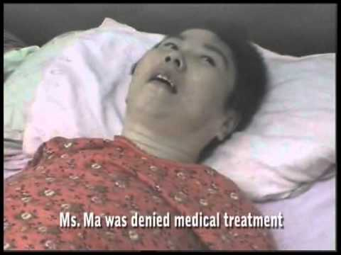 China's Torture Victims' Personal Account Video (7) - Ma Liqin