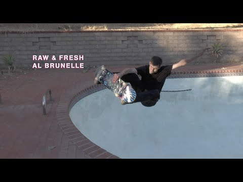 LOWCARD - Raw & Fresh: Al Brunelle
