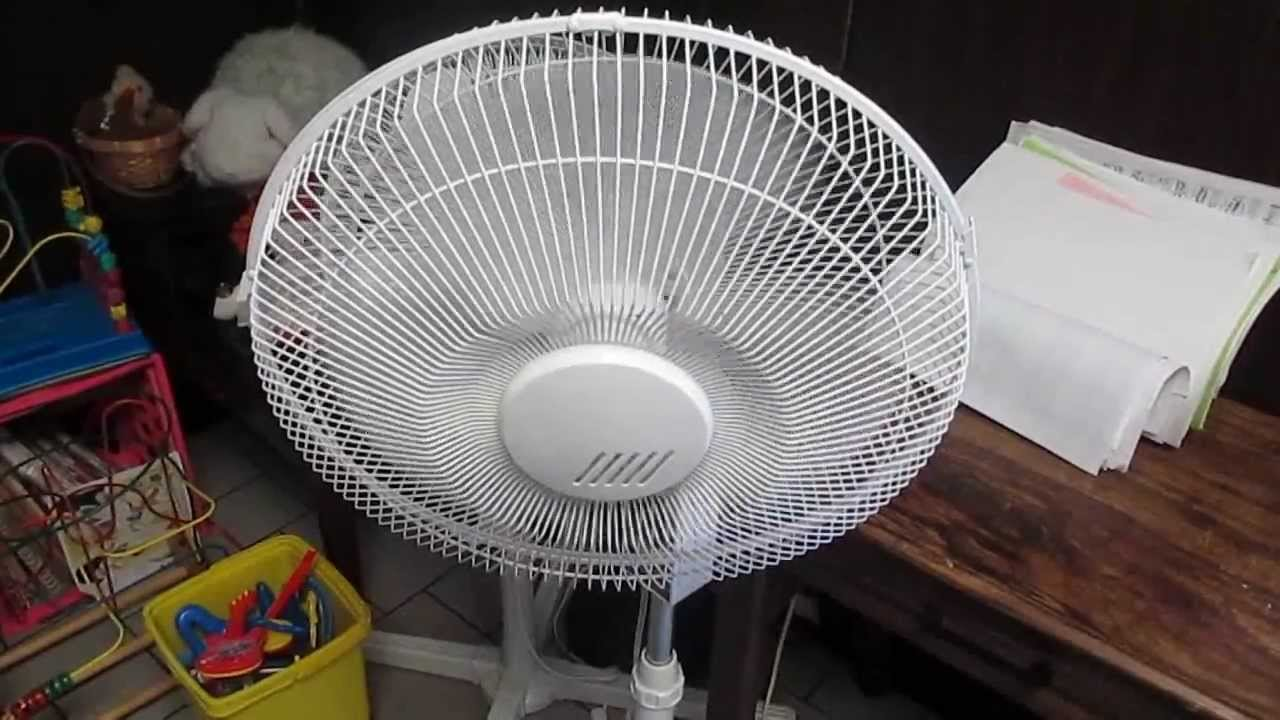 Aries 16 Inch Stand Fan Youtube