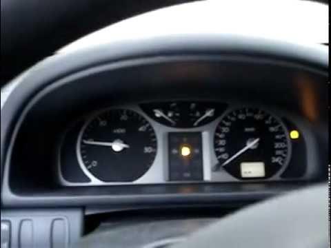 Start zimnego silnika Renault Laguna 1.9 dCi 120KM i dźwięk turbiny -14'C