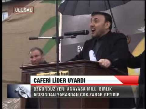Caferİ Lİder Uyardi video