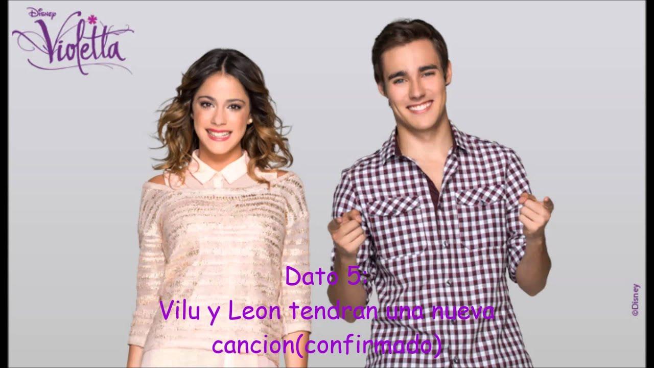 Фото леона из виолетты и его девушки все сезоны 2