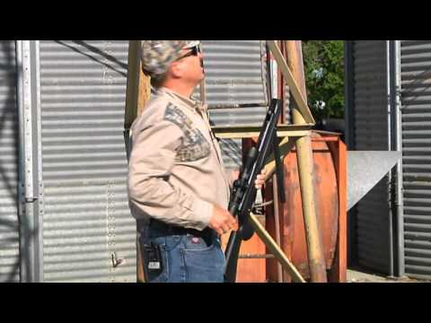 Pigeon Hunting in Texas with a GAMO Air Rifle