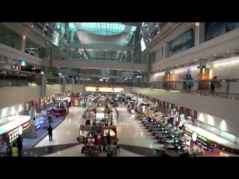 Dubai International Airport - DXB - �����空港
