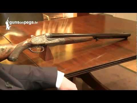 Holland & Holland - A Thousand Grain Bullet Firing Rifle!  - GunsOnPegsTV