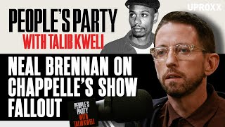 Neal Brennan On Chappelle's Show Fallout & His Working Relationship With Dave | People's Party Clip