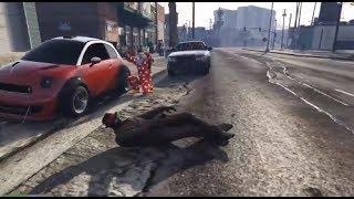 Mr.Chang turns cop for a day ft. Charles Johnson, Sal Rosenberg and Taco - NoPixel RP - GTA V
